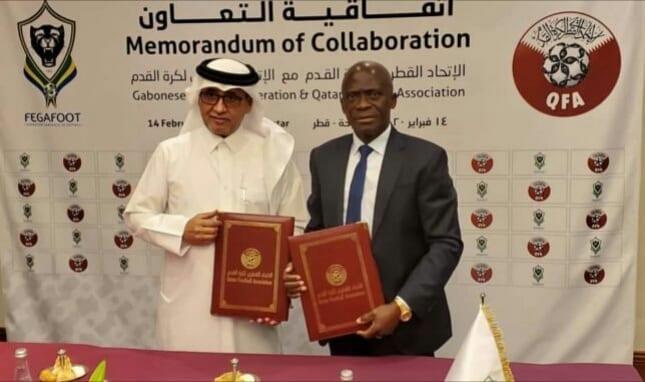 Gabon : Un partenariat avec le Qatar pour le développement du football