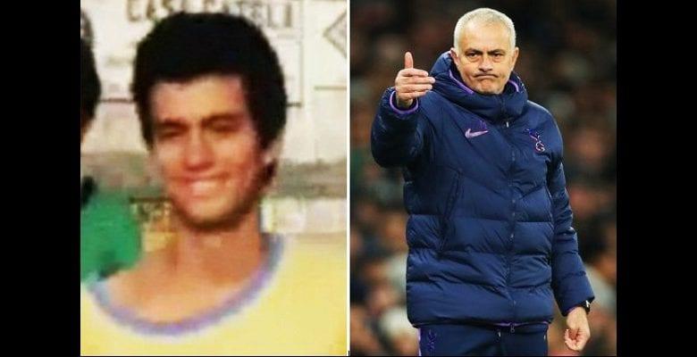 Voici la raison pour laquelle Mourinho a pris sa retraite de footballeur à l'âge de 24 ans
