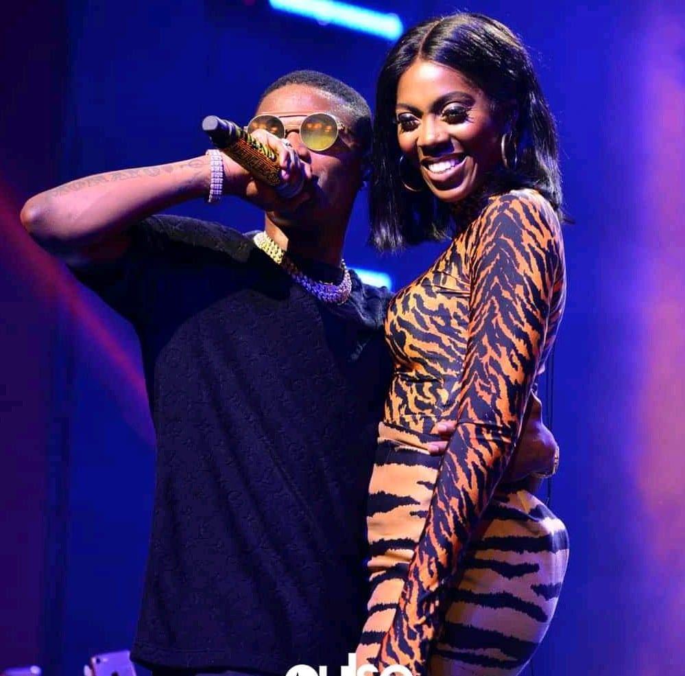 Tiwa Savage se dit prête à épouser Wizkid pour sa richesse