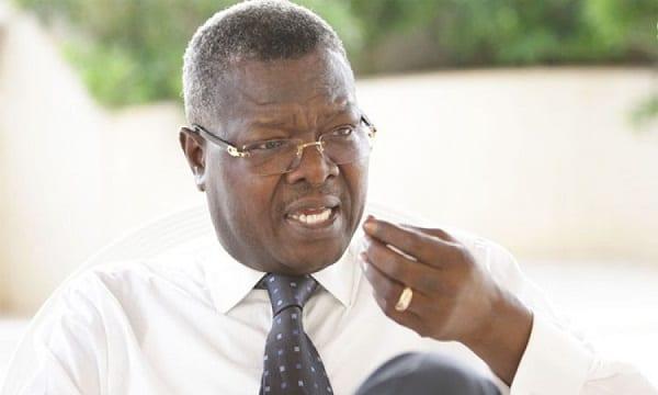 «Je pardonne tout à Faure Gnanssigbé» dixit Agbéyomé Kodjo