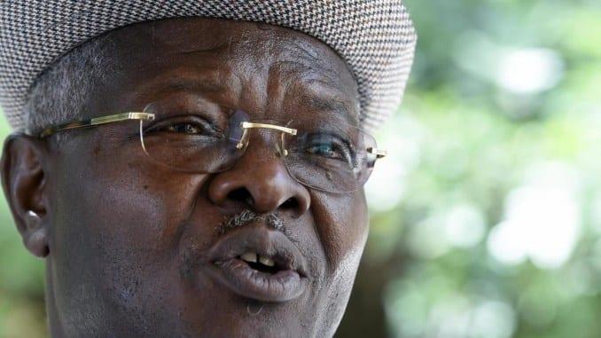 Agbéyomé Kodjo convoqué par la gendarmerie