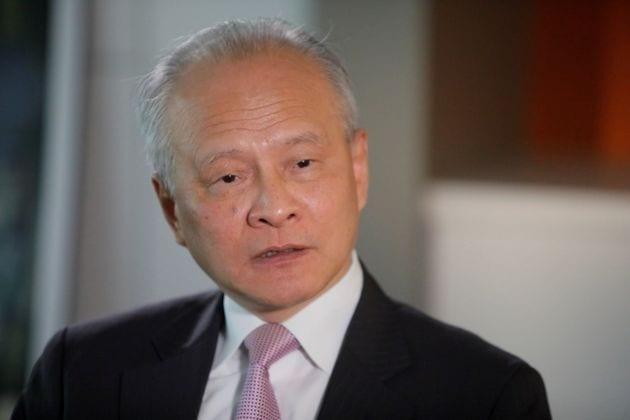 Washington vient de  convoquer  l'ambassadeur de Chine aux USA, les raisons