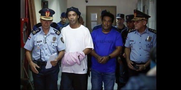 Affaire de faux passeports : Mauvaise nouvelle pour Ronaldinho