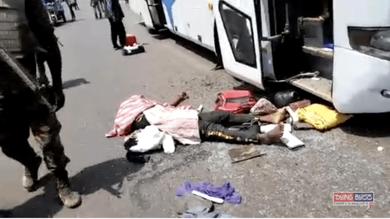 Un mort dans un braquage au Togo ce dimanche ( vidéo)