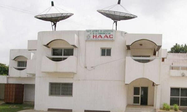 Togo/ la HAAC suspend le journal Fraternité