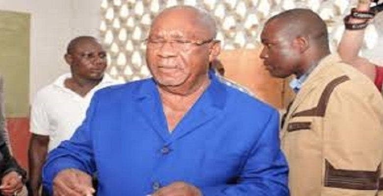 Congo-Brazzaville: l'ancien président Yhombi Opango décède du coronavirus