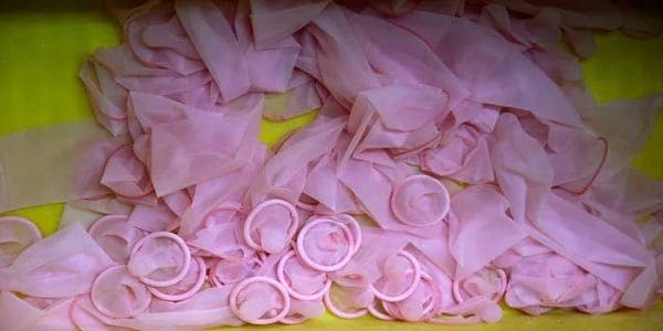 Voici comment le coronavirus pourrait provoquer une pénurie mondiale de préservatifs