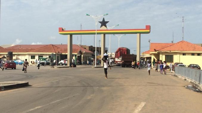 Covid-19 : Plus de 15 personnes arrêtées à la frontière Togo-Ghana
