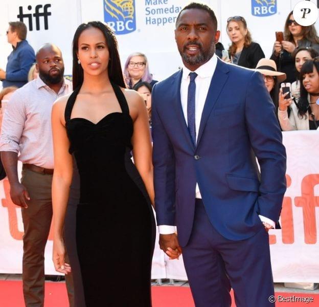 Le couple Idris Elba testé positif au coronavirus