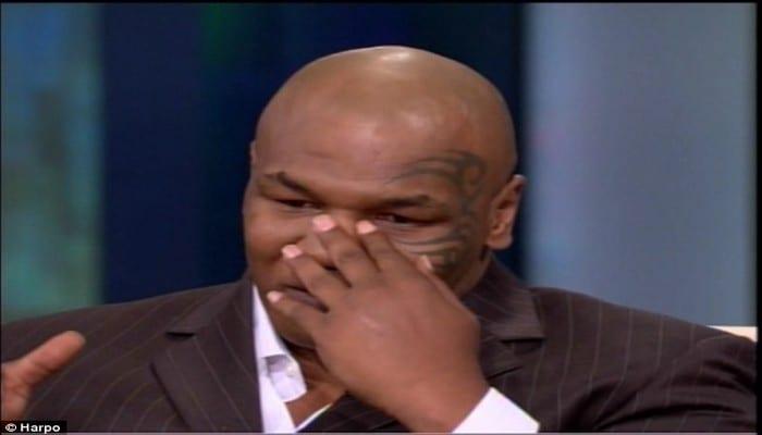 """""""J'ai hâte de mourir, vivre est trop compliqué"""" – Mike Tyson"""