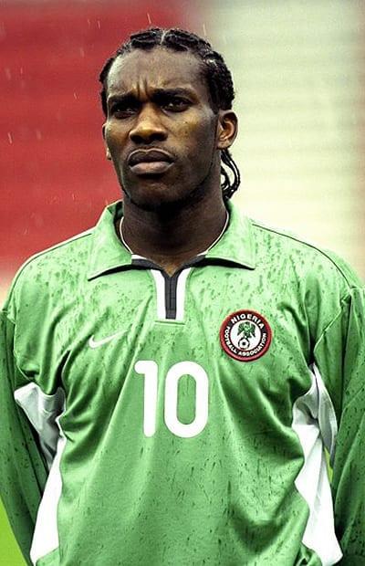 Football : » tu es la preuve que le football est injuste» dit eto'o  à Okocha