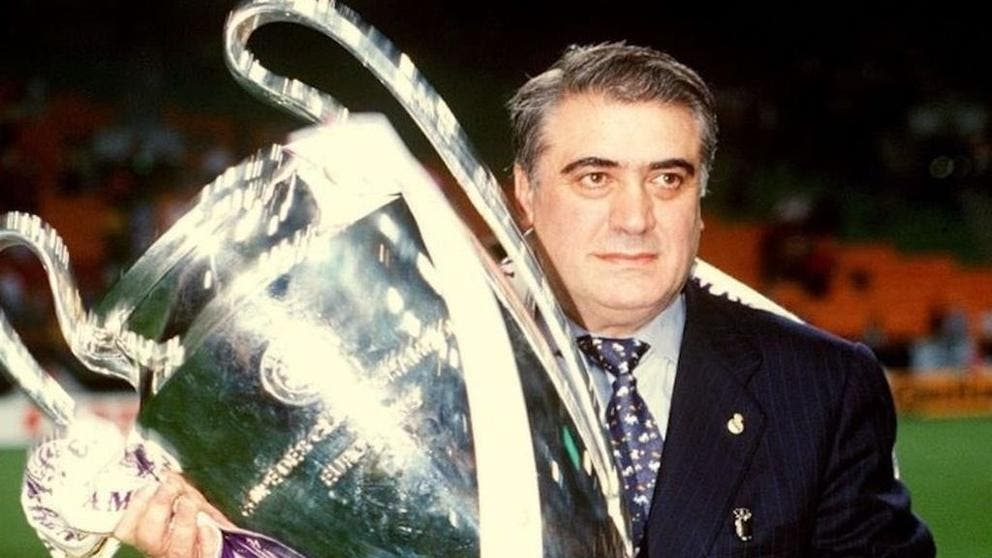Coronavirus : L'ancien président du Real Madrid est mort