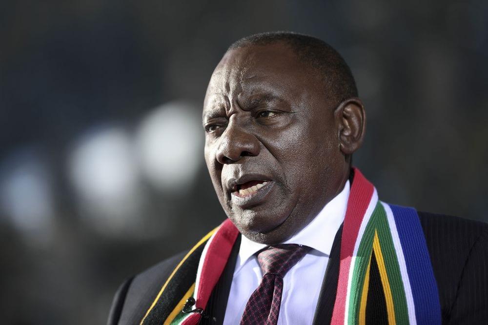 Coronavirus en Afrique du Sud: L'incroyable décision du chef de l'État Cyril Ramaphosa