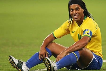Paraguay : les prisonniers se battent pour avoir Ronaldinho dans leur équipe