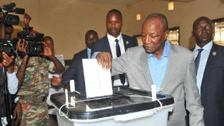Guinée : l'opposition rejette catégoriquement les résultats du double scrutin