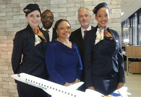 Qui est  Siza Mzimela, la première femme africaine à lancer une compagnie aérienne?