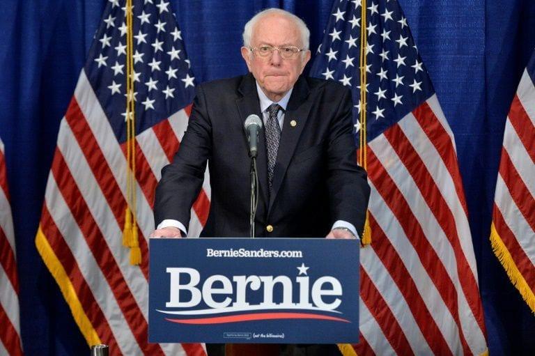 USA: Benie Sanders laisse tomber sa course à la présidentielle