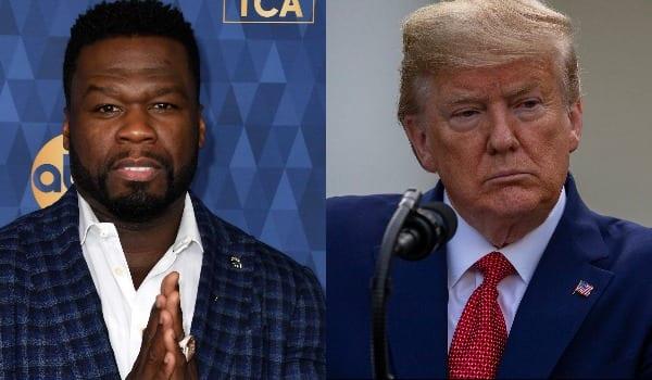 USA-Coronavirus: 50 Cent tacle sévèrement Trump sur les réseaux sociaux