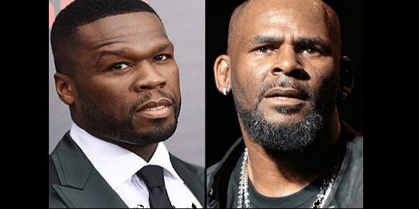 title 50 Cent ridiculise R. Kelly dans une publication sur instagram