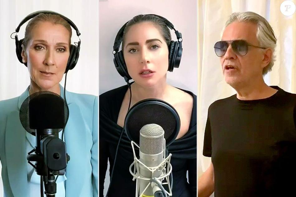 Céline Dion, Lady Gaga et d'autres stars récoltent 76milliards 704 millions de F CFA pour l'OMS