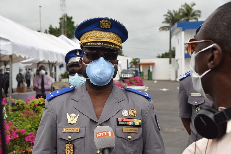 Affaire gendarme décédé du Covid-19 : toute la vérité avec le Général Apalo Touré