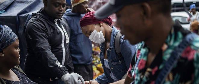 Afrique du Sud/ Covid-19: le bilan s'aggrave, les mesures durcissent