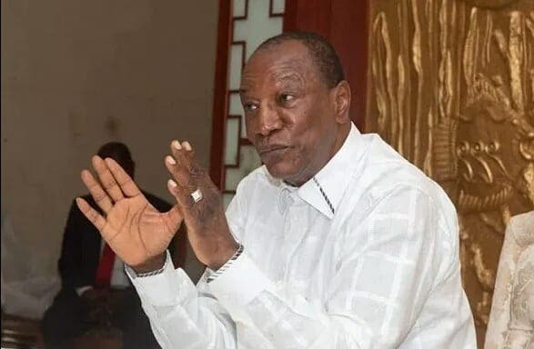 Guinée : Prof Alpha Condé propose un remède contre le coronavirus