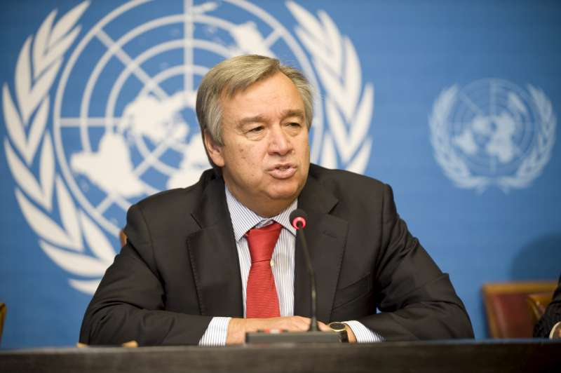 António Guterres : « la pandémie du Covid-19 est la pire crise mondiale depuis 1945 »