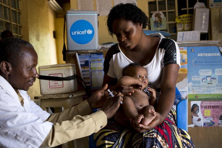 Au RDC, l'Etat doit faire face à Ébola, au Covid-19, à la rougeole et au choléra