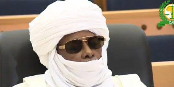 Au Sénégal, le Tchadien Hissène Habré bénéficie d'une libération provisoire
