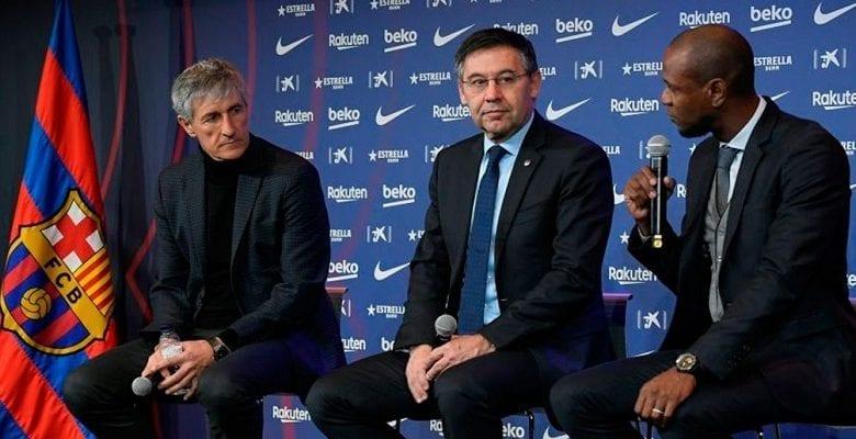 Barça: Coup dur pour le club, six dirigeants démissionnent