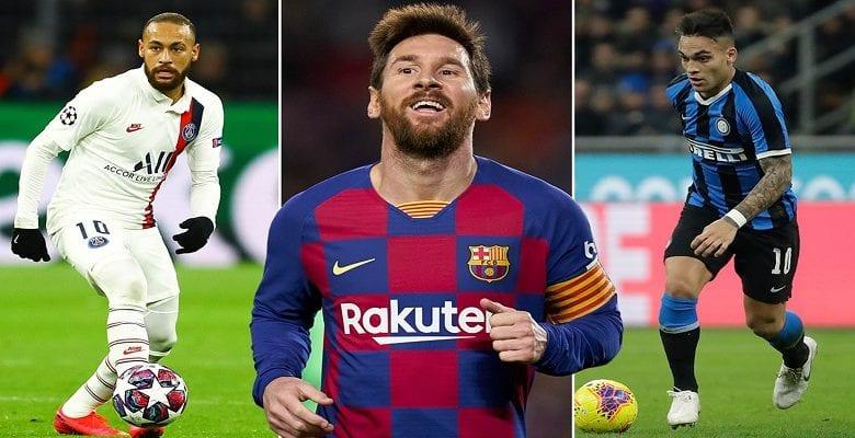 Barça: Neymar ou Lautaro Martinez? Messi a fait son choix