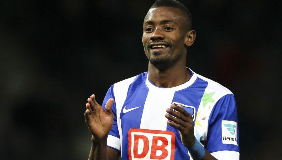 Football : Bonne nouvelle pour Salomon Kalou au Hertha Berlin