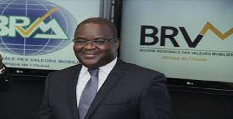 Bourse/ASEA: Edoh Kossi, Directeur Général de la BRVM, prend les rênes