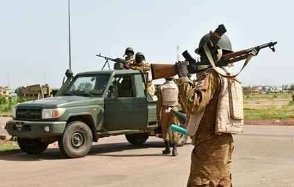 Burkina : Des forces de l'ordre accusées d'avoir tué des civils