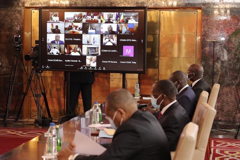 CEDEAO : ouverture de la session extraordinaire de la Conférence des Chefs d'Etat et de Gouvernement