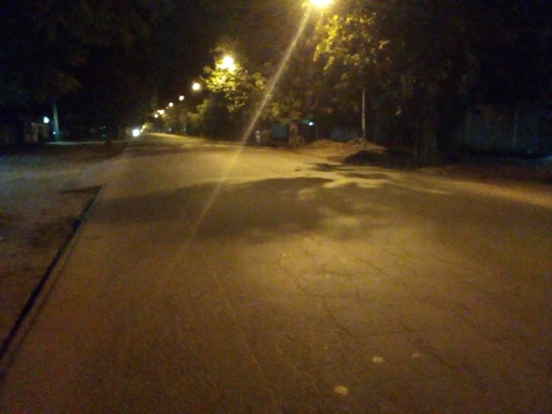 Couvre-feu à Lomé : voici les photos de la ville avant 20h