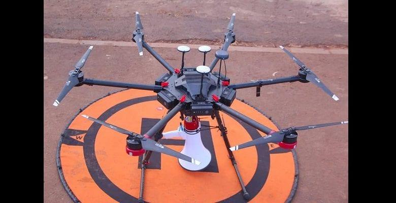COVID-19 : le Rwanda déploie des drones pour des campagnes de sensibilisation (vidéo)