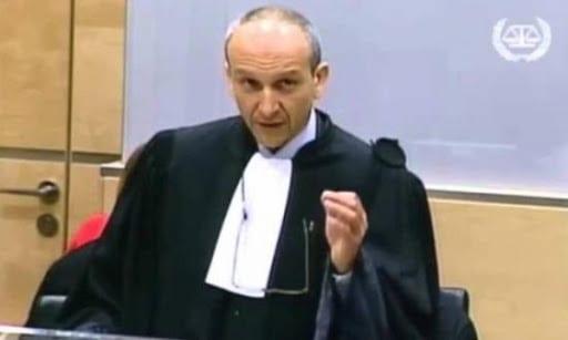 CPI / Coranavirus: Me Altit fait une demande à la CPI pour Laurent Gbagbo