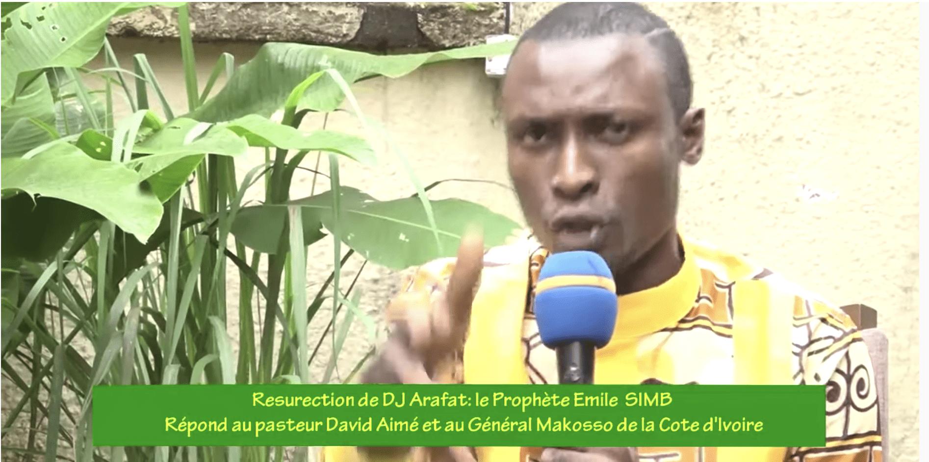 title UN PROPHÈTE RÉPOND AU PASTEUR AIME et aussi au Général Camille MAKOSSO de la cote d'ivoire...