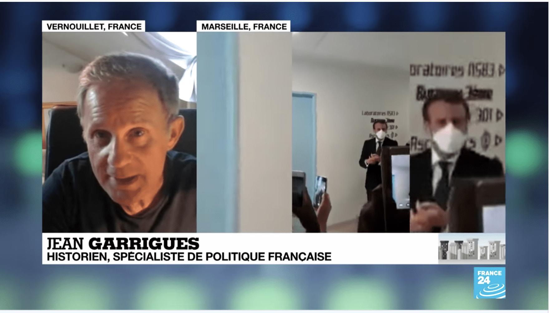 Coronavirus : Emmanuel Macron rend visite au professeur controversé Didier Raoult