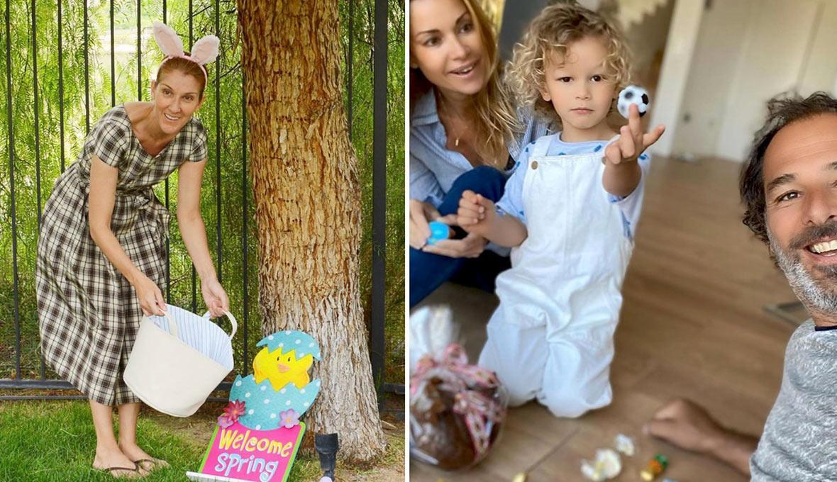Comment Céline Dion a regagné l'affection de nombreux fans pendant la fête de pâques