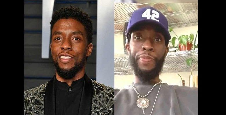 La star de Black Panther, Chadwick Boseman maigrit; les fans s'inquiètent