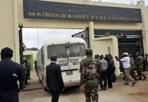 Côte d'Ivoire : 7 782 prisonniers pour 1 500 places à la MACA