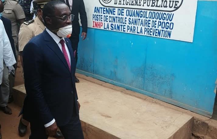 Côte d'Ivoire Covid-19 : le nombre des infectés passe à 245