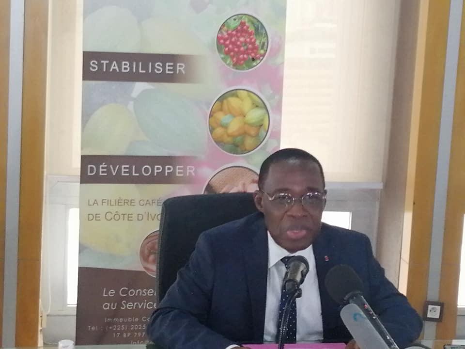 Côte d'Ivoire : le secteur café-cacao apporte son appui dans la lutte contre Covid-19