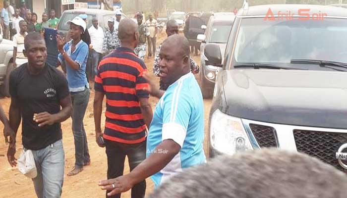 Côte d'Ivoire: le ministre Mabri victime d'un grave accident, son chef de protocole décédé