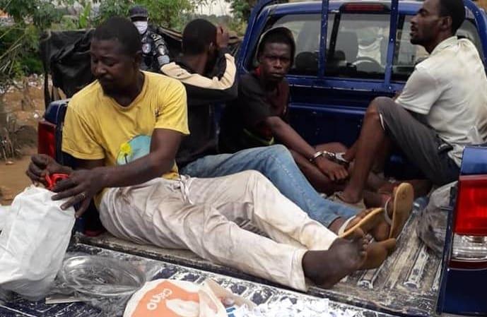 Côte d'Ivoire : saisie de drogue à Adjamé 220 et Williamsville, des dealers arrêtés