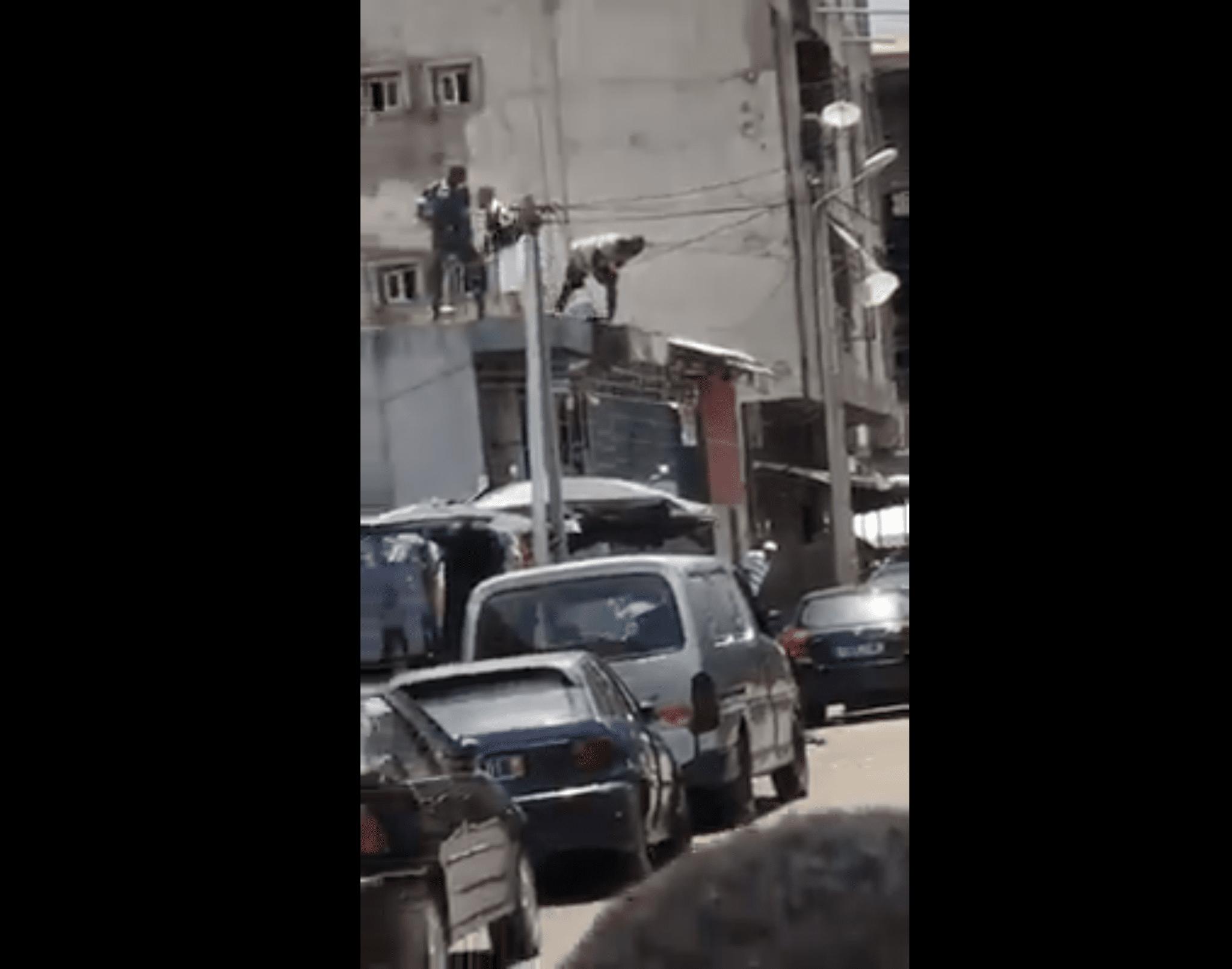 Côte d'Ivoire : La vidéo d'un braquage spectaculaire en plein jour fait le buzz sur la toile