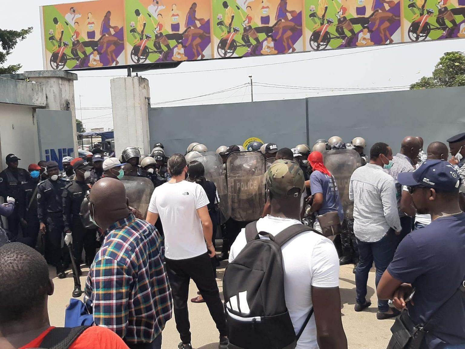 Coronavirus : 2 776 personnes autorisées à sortir d'Abidjan